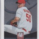 Adam Wainwright Elite Insert 2014 Donruss #73 Cardinals