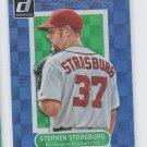 Stephen Strasburg Elite Series 2014 Donruss #15 Nationals 691/999