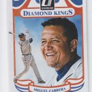 Miguel Cabrera Diamond Kings 2014 Donruss #9 Tigers