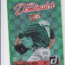 Jarrod Parker The Dominator 2014 Donruss #7 Athletics 153/999