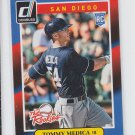 Tommy Medica RC The Rookies Insert 2014 Donruss #9 Padres