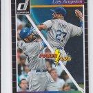 Matt Kemp Power Plus Insert 2014 Donruss #12 Dodgers