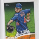 Zach Wheeler Future Is Now 2014 Topps Mini Exclusives #FNM-9 Mets