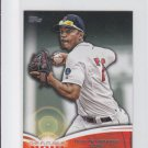 Xander Bogaerts Future Is Now 2014 Topps Mini Exclusives #FNM-18 Red Sox