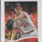 Shelby Miller Future Is Now 2014 Topps Mini Exclusives #FNM-2 Cardinals