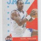 Karl Malone Basketball Trading Card Single 2011-12 Panini Past & Present #64