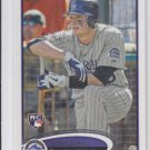 Jordan Pacheco RC Trading Card Single 2012 Topps Series 1 219 Rockies