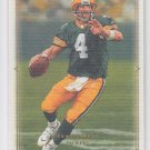 Brett Favre Football Trading Card Single 2008 UD Masterpieces #10 Packers