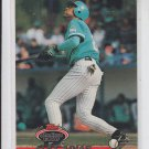 Alex Arias Trading Card Single 1993 Topps Stadium Club #741 Marlins