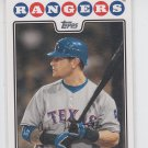 Josh Hamilton Trading Card Single 2008 Topps #439 Rangers Angels