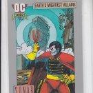 Sonar Trading Card 1991 Impel DC Comics #108 *ED