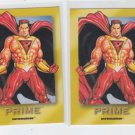 Prime Trading Card Lot of (2) 1993 Skybox Ultraverse #R1 *ED
