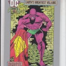 Parasite Trading Card 1991 Impel DC Comics #102 *ED