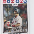 Mike Lowell Trading Card 2008 Topps #64 Red Sox