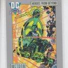 Metron Trading Card 1991 Impel DC Comics #122 *ED