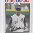 Kenny Lofton Gold Foil Parallel SP 2008 Topps #93 Indians