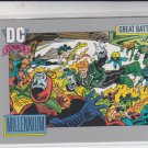 Millenium Trading Card Single 1991 Impel DC Comics #153 *ED