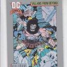 Kalibak Trading Card 1991 Impel DC Comics #133 *ED