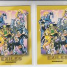 Exiles Trading Card Lot of (2) 1993 Skybox Ultraverse #R2 *ED