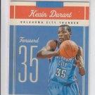 Kevin Durant 2010-11 Panini Classics #33 Thunder