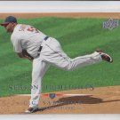 CC Sabathia 2008 Upper Deck Series 2 #783 Indians