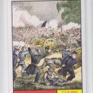 Battle Of Gettysburg 2009 Topps Heritage American Heroes Trading Card #112