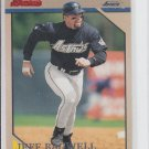 Jeff Bagwell 1996 Bowman 77 Astros