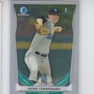 Ryan Yarbrough 2014 Bowman Chrome Draft #CDP105 Mariners