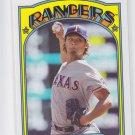 Yu Darvish 2013 Topps Archives #30 Rangers