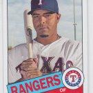 Nelson Cruz 2013 Topps Archives #136 Rangers