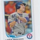 Lance Berkman 2013 Topps Series 2 #480 Rangers