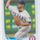 Colby Lewis 2013 Topps Series 1 #246 Rangers