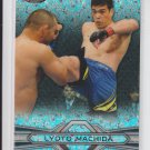 Lyoto Machida Refractor Parallel 2013 Topps UFC Finest #31 Sharp!