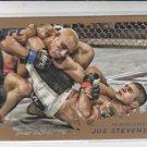 Joe Stevenson Gold Parallel 2011 Topps UFC Moment of Truth #193