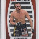 Kenny Florian Contenders Chrome Insert 2011 Topps UFC Title Shot #C-KF