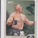 Brock Lesnar Legacy Insert 2011 Topps UFC Title Shot #L-4
