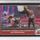 Undertaker & Kane Bronze Parallel 2013 Topps Best of WWE #33