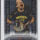 Renan Barao Finest Moments Insert 2013 Topps UFC Finest #FM-13