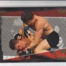 Matt Riddle Gold Parallel Thick Card 2010 Topps UFC Round 4 #73