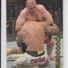 Rob Broughton Gold Parallel Debut RC 2011 Topps UFC Title Shot #127