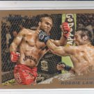 Robbie Lawler Gold Parallel 2011 Topps UFC Moment of Truth #213