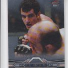Gerard Mousasi Debut RC Trading Card 2013 Topps UFC Finest #47