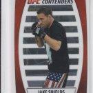 Jake Shields Contenders Chrome Insert 2011 Topps UFC Title Shot #C-JS