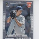 Yu Darvish Rookie Card 2012 Panini #151 Rangers