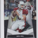 Max Hall New Generation 2010 Panini Certified #242 Cardinals 318/999
