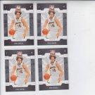 Pau Gasol Basketball Trading Card Lot of (4) 2008-09 Donruss Elite Retail #50