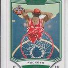 Joey Dorsey Rookie Card 2008-09 Bowman #137 Rockets
