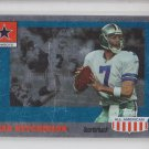 Chad Hutchinson Foil SP 2003 Topps All American #82 Cowboys
