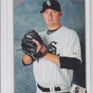 Jake Peavy Baseball Trading Card 2009 Topps #UH87 White Sox
