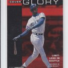 Ken Griffey Jr Cover Glory 1998 Upper Deck Collector's Choice #10 Mariners